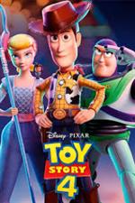 Toy Story 4 Movie Logo