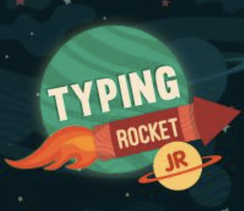 Typing Rocket Jr.
