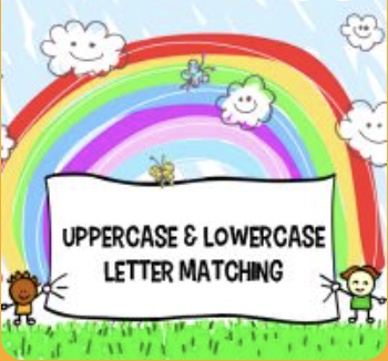 Uppercase & Lowercase