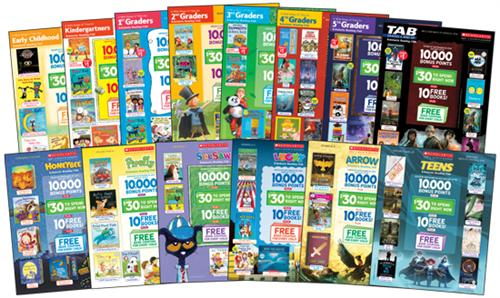 Scholastic-flyers
