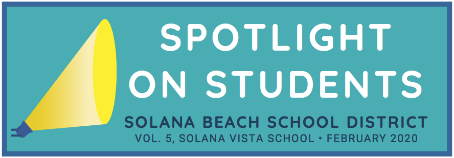 Spotlight on Students Masthead February 2020