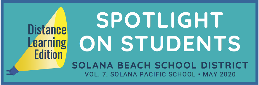 Spotlight on Students Masthead May 2020