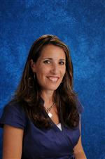 Photo of our principal Elisa Fregoso