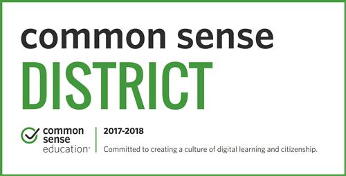 Common Sense District Logo