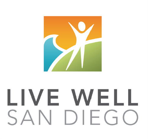Live Well San Diego Logo and URL Link