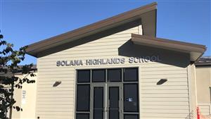 Solana Highlands School Entry