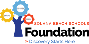 Solana Beach Schools Foundation enables students to explore, discover and inspire.