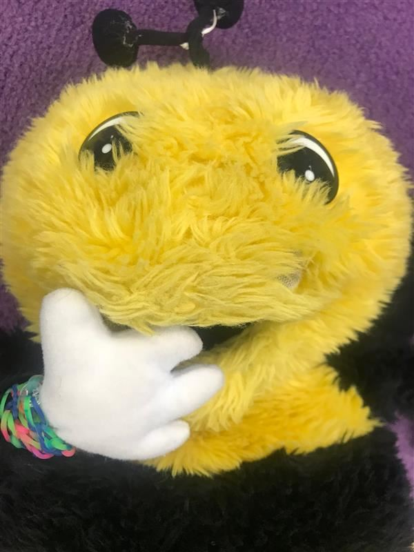 Photo of Bee Puppet