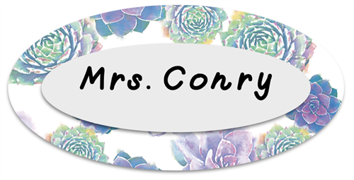 Mrs. Conry title