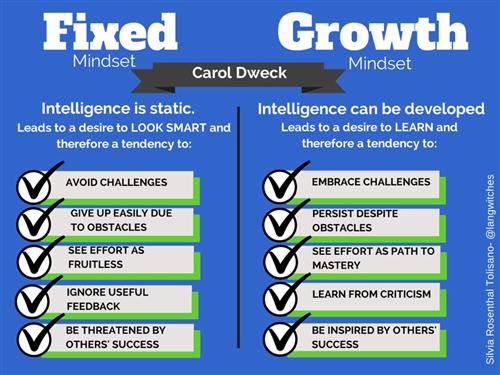 School Information / Growth Mindset