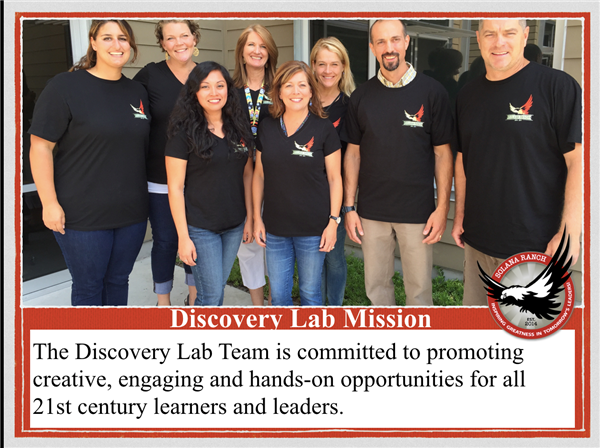 Discovery Labs 2016-2017