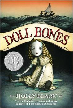 Doll Bones book cover.