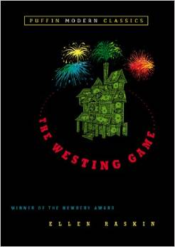 The Westing Game book cover