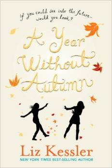 A Year Without Autumn book cover.
