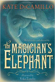 The Magician's Elephant book cover