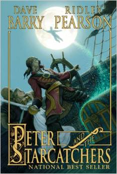 Peter and the Starcatchers book cover