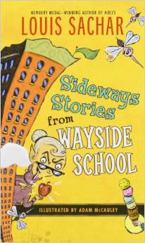Sideways Stories from Wayside School book cover