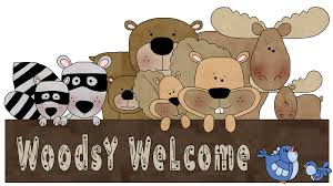 Woodsy Welcome